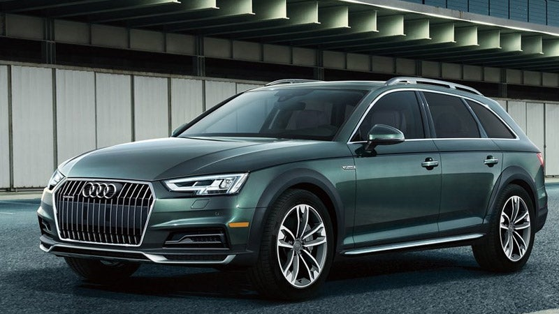 2018 Audi allroad | Audi Allroad in Raleigh, NC | Leith Cars