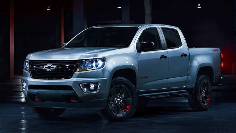 2019 Chevrolet Colorado | Chevrolet Colorado in WHEELING ...