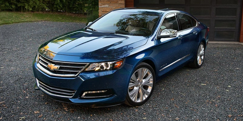 2019 Chevy Impala >> 2019 Chevrolet Impala
