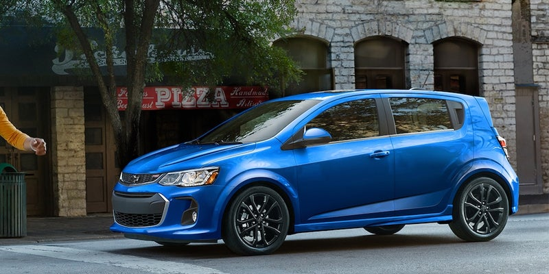 2019 Chevrolet Sonic | Chevrolet Sonic in Wheeling, IL ...