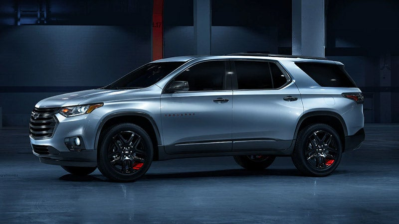 2019 Chevrolet Traverse | Chevrolet Traverse in WHEELING ...