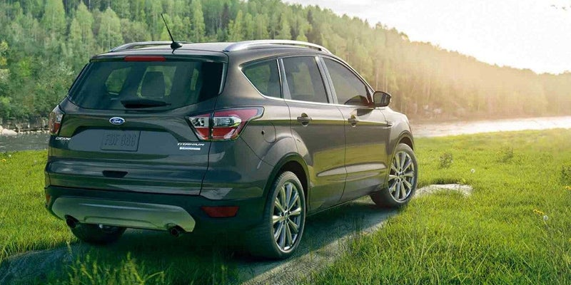 Ford Escape Towing Capacity >> 2019 Ford Escape