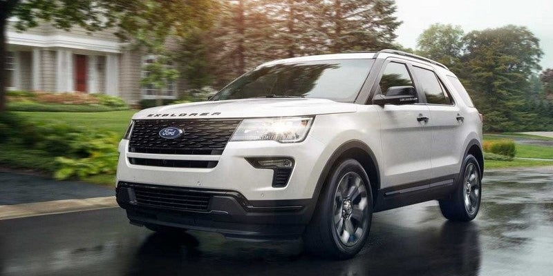 2019 Ford Explorer Ford Explorer In Middleton Wi Middleton Ford