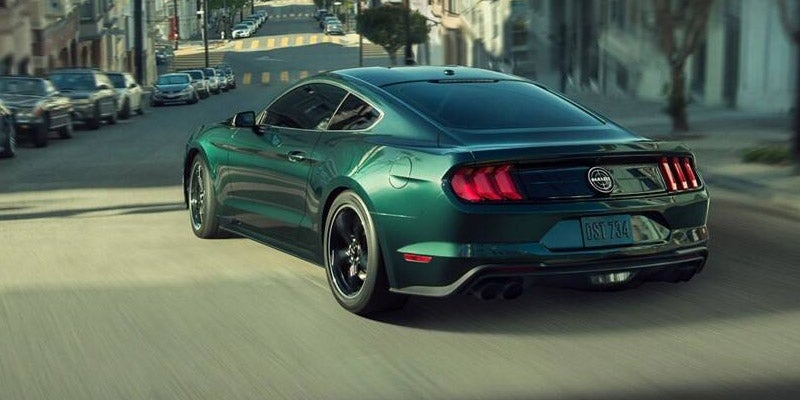 2019 Ford Mustang Electronic Line Lock