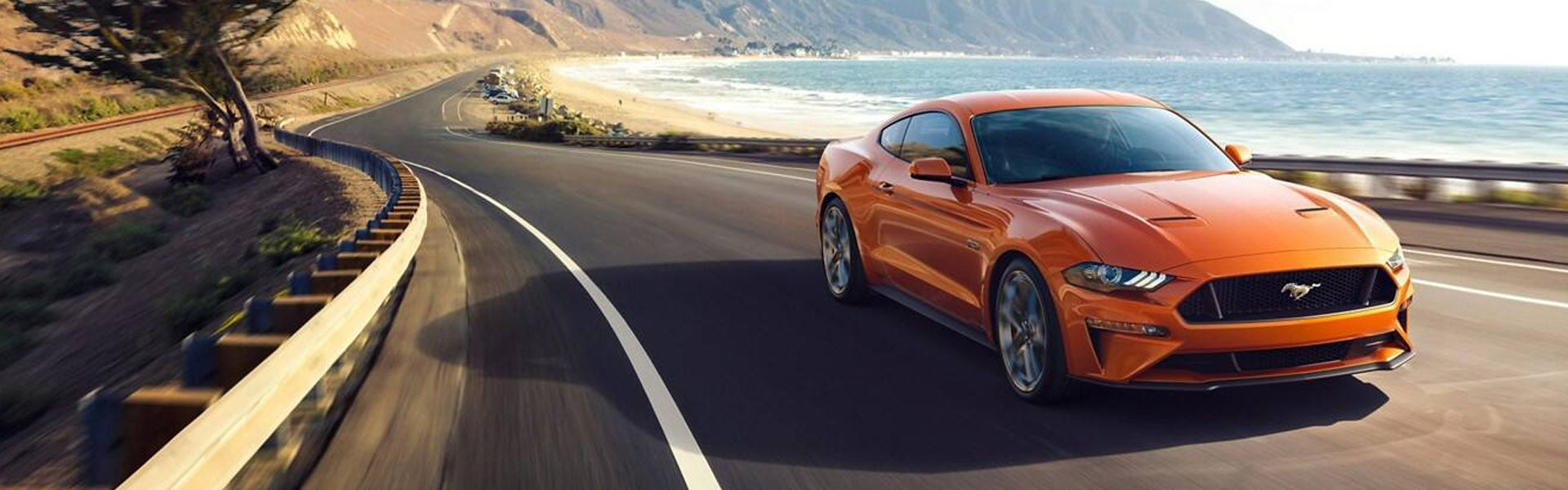 2019 Mustang Orange Fury Metallic Tri-coat.