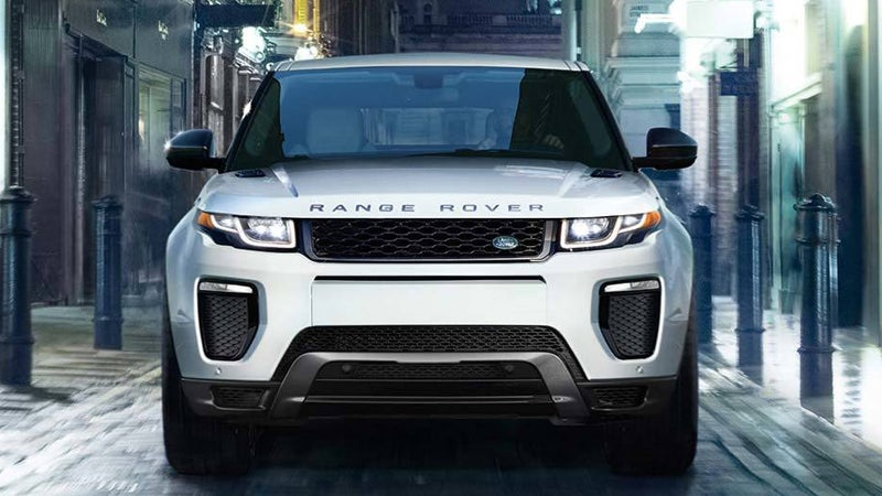 2018 range rover evoque land rover range rover evoque in raleigh nc leith cars. Black Bedroom Furniture Sets. Home Design Ideas