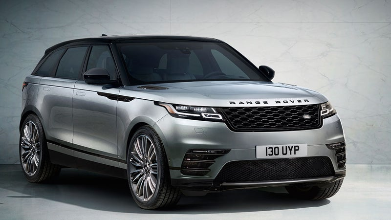New Range Rover Price >> 2018 Land Rover Range Rover Velar | Land Rover Range Rover Velar in Raleigh, NC | Leith Cars