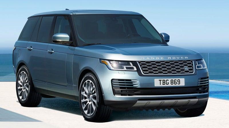 2018 Land Rover Range Rover Land Rover Range Rover In Raleigh Nc