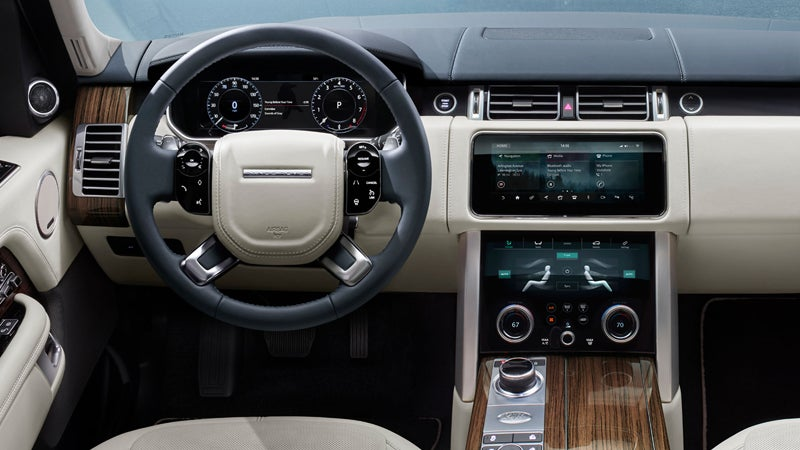 Inside Of A Range Rover >> 2018 Land Rover Range Rover | Land Rover Range Rover in Raleigh, NC | Leith Cars