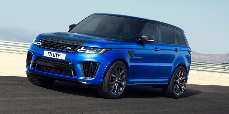 Image result for 2019 Range Rover