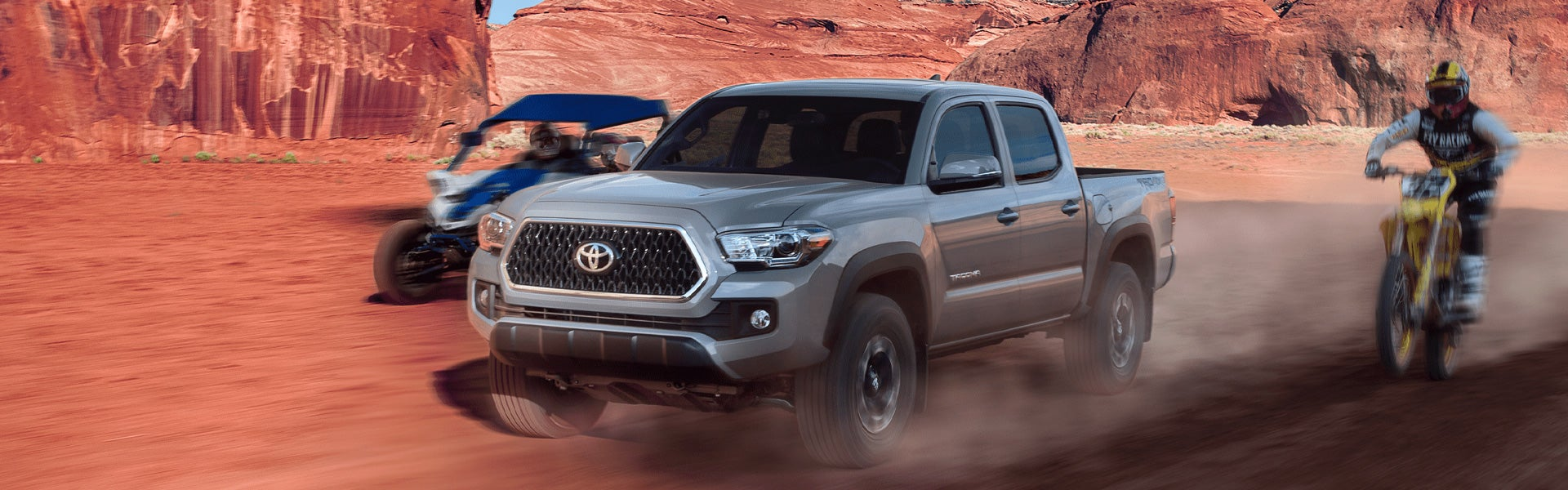 The 2019 Toyota Tacoma Model Information