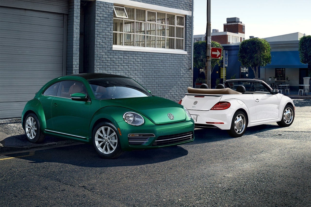 2018 Volkswagen Beetle in Raleigh, NC | Leith Volkswagen of Raleigh