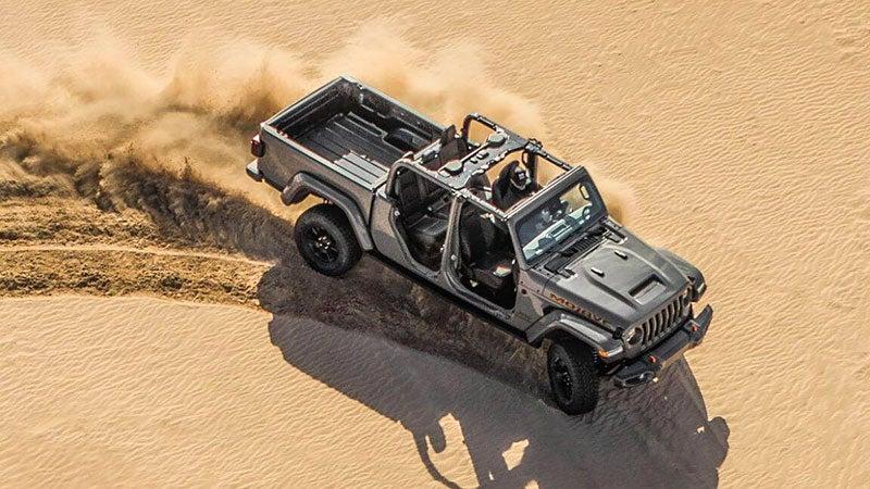 2021 jeep gladiator   jeep dealership highland park, mi